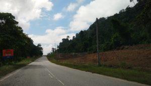 Projek CSR kini memasuki sempadan Gua Musang