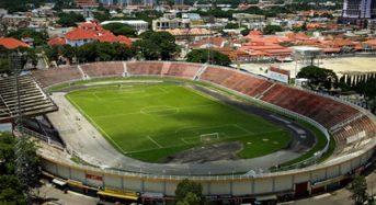 Ada cadangan naik taraf stadium?