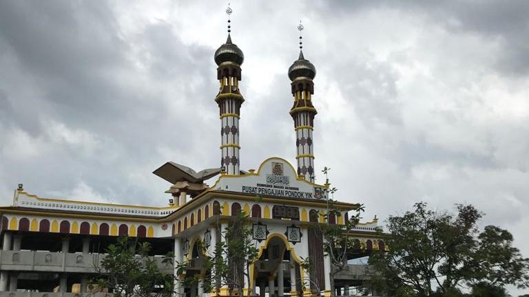Masjid Pusat Pengajian Pondok Kandis
