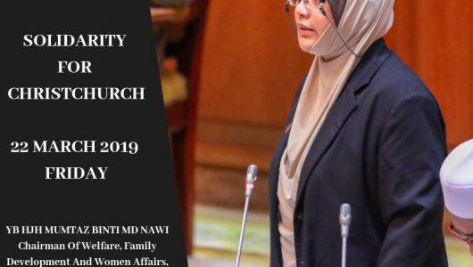 Kelantan sokong kempen pemakaian hijab
