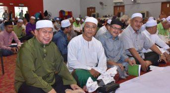 Majlis Ihya Ramadhan anak Kelantan di perantauan bersama pimpinan Kerajaan Negeri Kelantan 1440 Hijriah