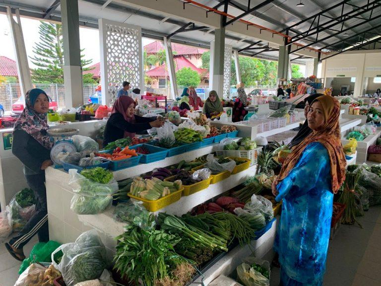 PASAR BAHARU RM5 JUTA DI SELISING