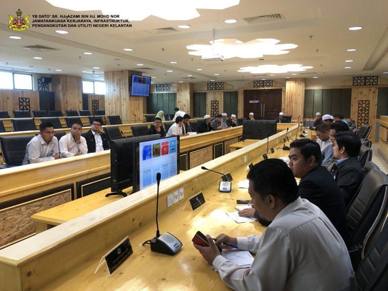 Persiapan Perkhidmatan Bekalan Air Kelantan di Musim Perayaan Tahun Baru Cina Tahun 2020