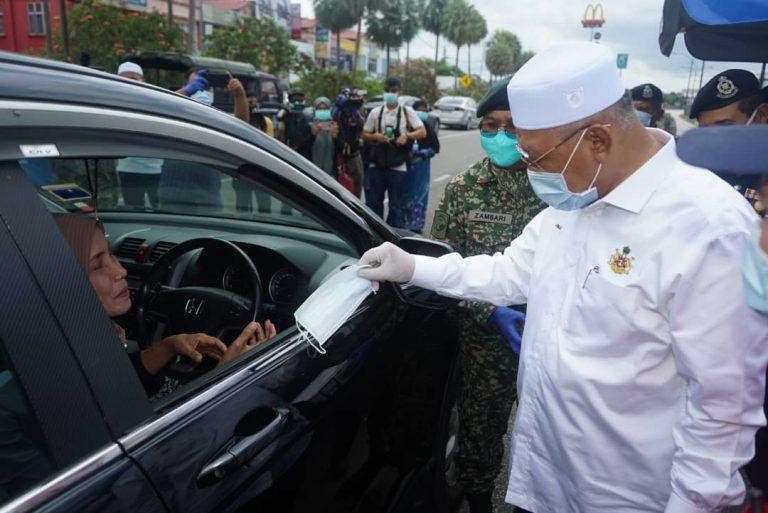 95 peratus rakyat Kelantan patuhi PKP