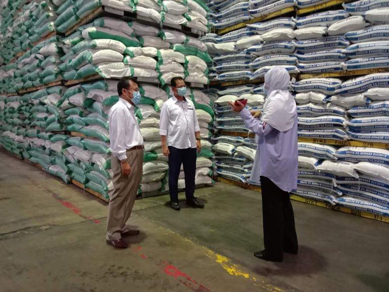 Stok beras mencukupi – Che Abdullah