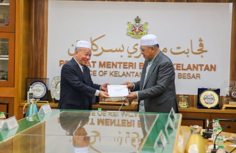 Pelantikan Jawatankuasa Koordinator ECRL Negeri Kelantan