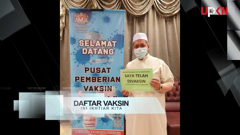 Kempen vaksin Covid-19_Dr Abdul Basit