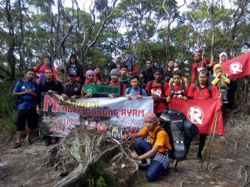 Rai sukarelawan banjir
