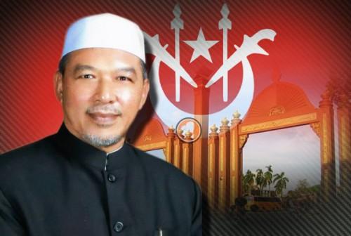 Serangan Paris; Mesej dari Kelantan