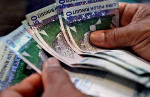 Hutang kerajaan kini berjumlah RM623.3 bilion