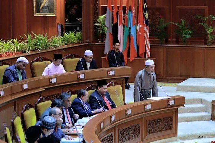 Kelantan nekad laksana Kanun Jenayah Syariah