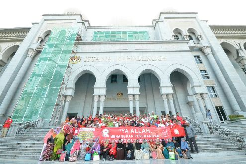 Perjuangan tuntut royalti Kelantan diteruskan