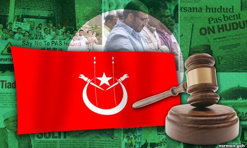 Hudud: Pas Kelantan tidak akan mengalah