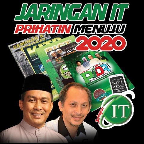 Pertubuhan Jaringan IT Prihatin (JITP) Malaysia gembira dan mengucapkan tahniah kepada Kerajaan Negeri Kelantan melantik Penyelaras Teknologi Maklumat (IT) Dun sepenuh masa untuk menjadi pemangkin kepada jurang digital yang berlaku di negeri-negeri Pantai Timur berbanding dengan Pantai Barat