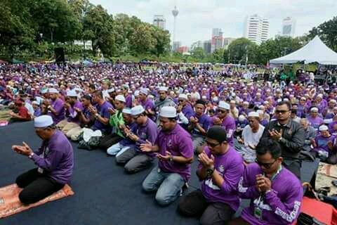 H355; Ustaz Mad dan Datin Tuan Sabariah bawa aspirasi Tok Guru