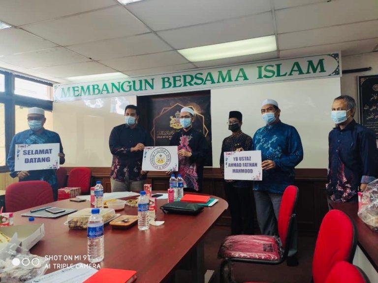 SELAMAT DATANG PENGARAH BAHARU UPKN