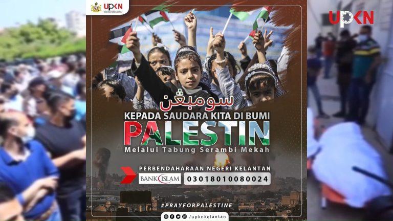 ADUN sumbang untuk Palestin