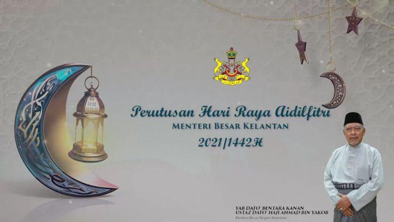 Perutusan Hari Raya MB 1442H