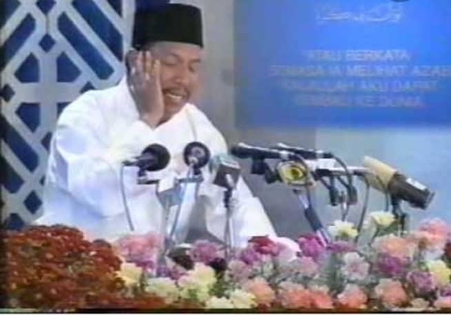 Kelantan kehilangan bintang qari al- Quran negara