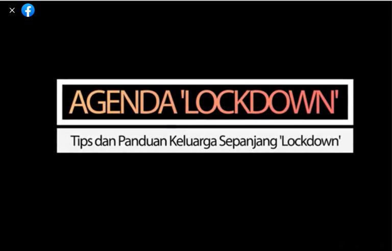 Agenda Lockdown